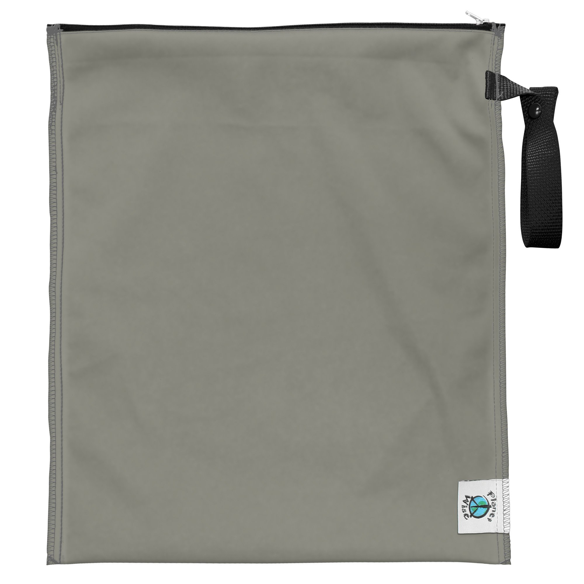 Planet Wise Medium Lite Wet Bag, Slate by Planet Wise