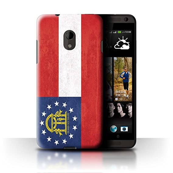 huge selection of dc386 87459 Amazon.com: STUFF4 Phone Case/Cover for HTC Desire 210 Dual/Georgia ...