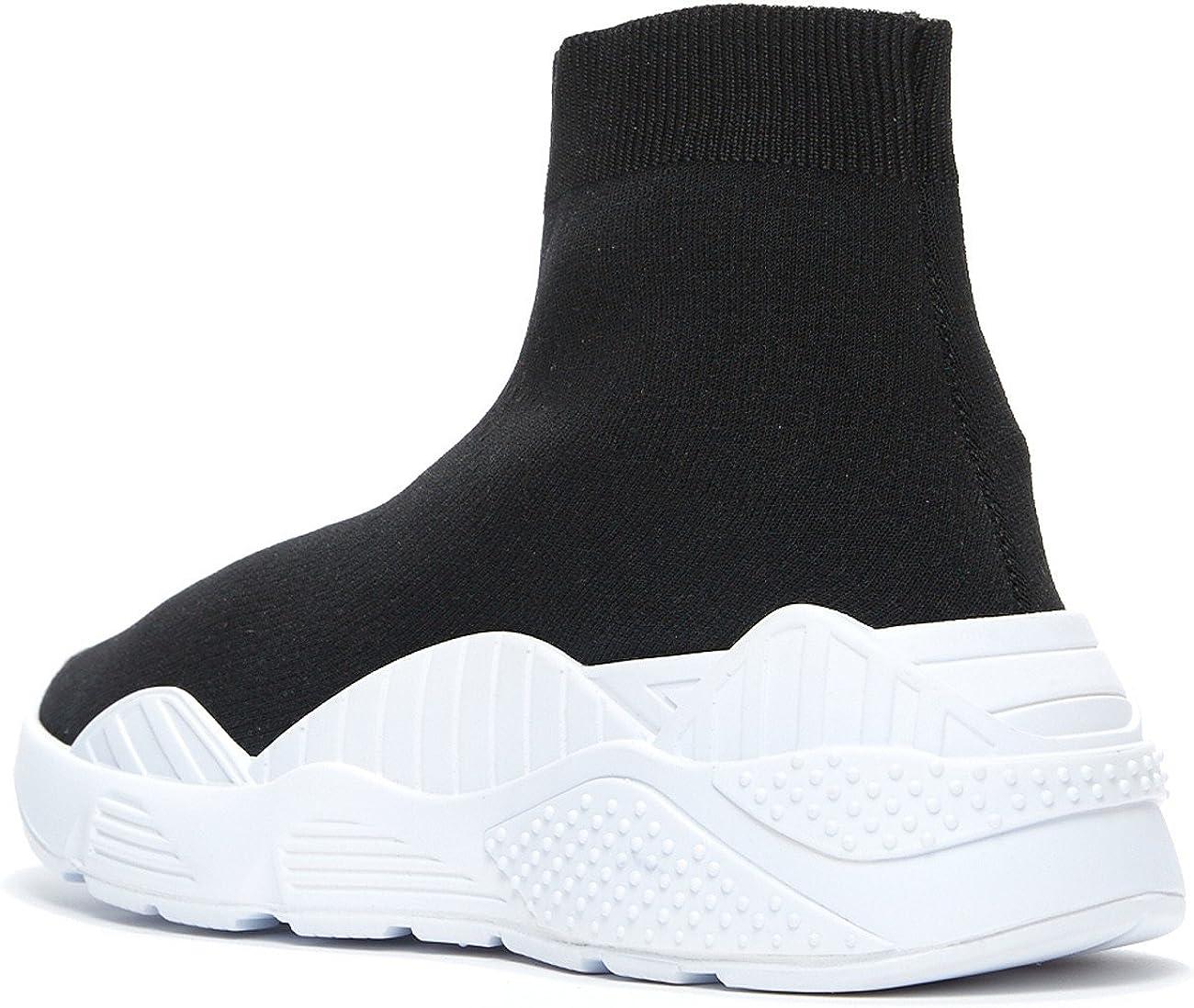 Jeffrey Campbell Lunix Black Sock