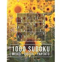 1000 SUDOKU: medio - difícil - experto: Para