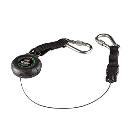 Amazon.com: Ergodyne squids 3000 Retractable Dual, 1-Pound ...