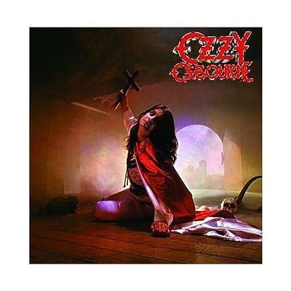 Ozzy Osbourne Blizzard Of Oz tarjeta de felicitación de ...