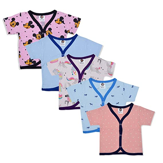 a9dd023f3 Endear Unisex Printed Regular Fit Cotton Front Open Half Sleeves ...