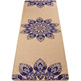 Amazon.com : Maji Sports Jute Yoga Mat : Sports & Outdoors
