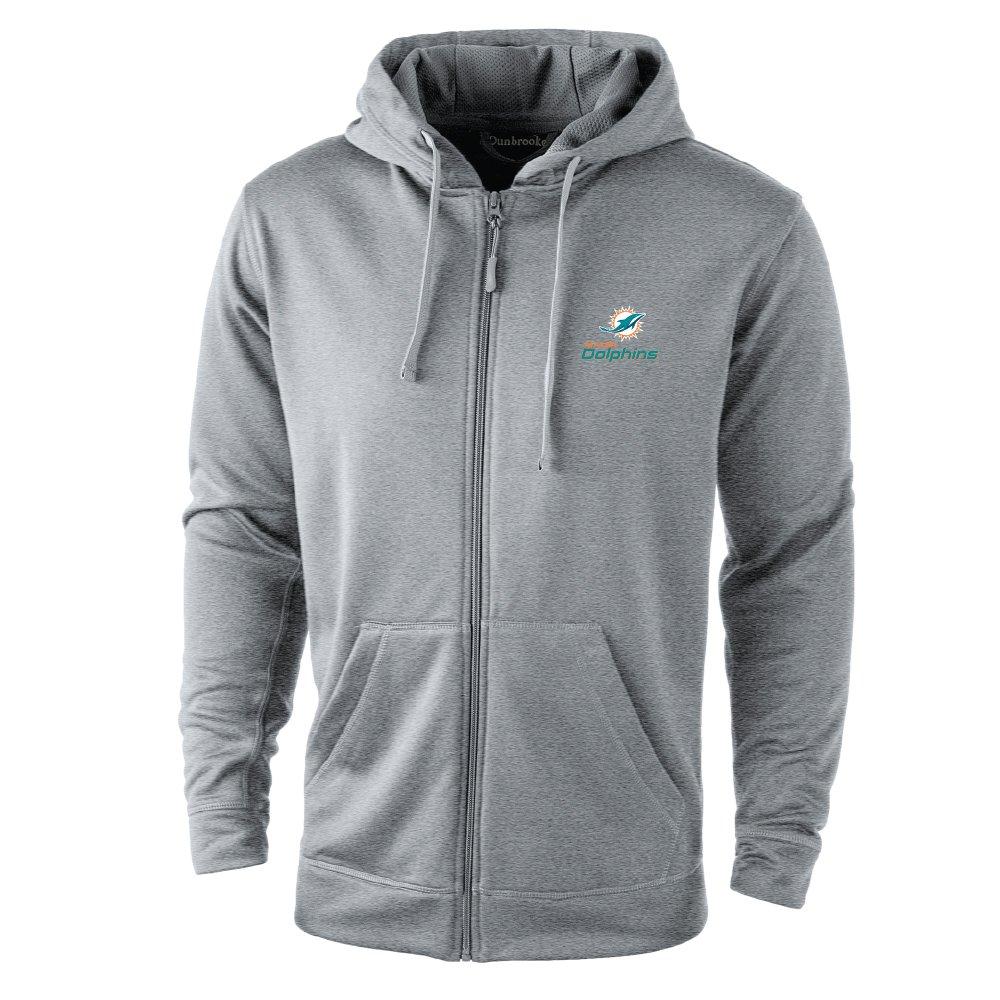 Amazon.com   Dunbrooke Apparel NFL Trophy Fullzip Hooded Tech Fleece    Sports   Outdoors 89636ffb7
