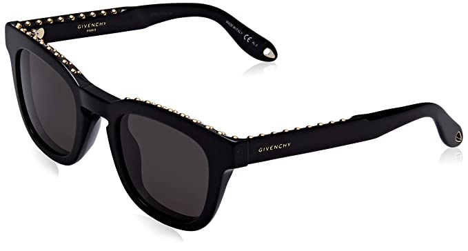 Amazon.com: Givenchy 7006/S 807 Negro 7006/S Oval anteojos ...