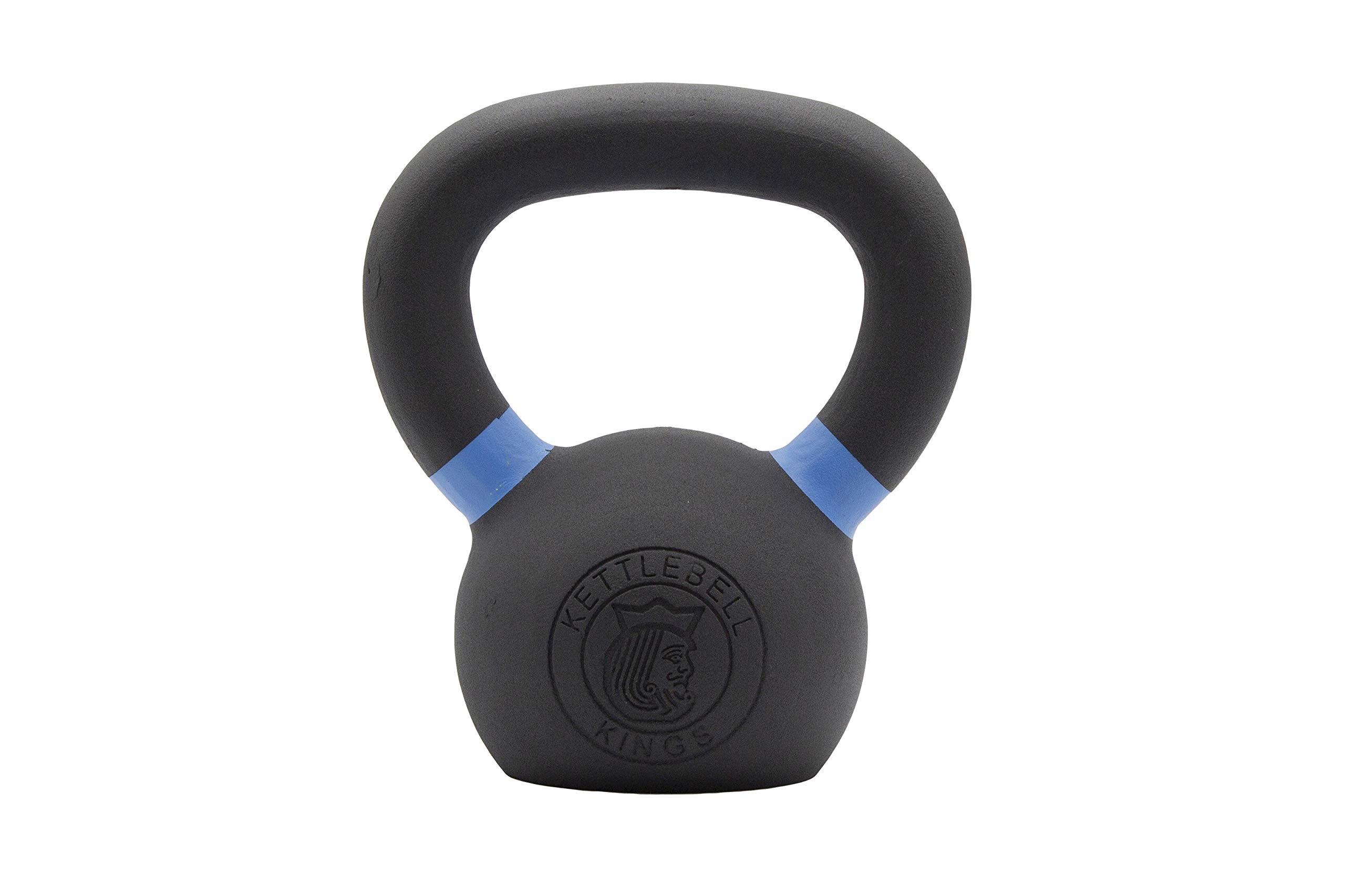 Kettlebell Kings | Kettlebell Weights | Powder Coat Kettlebell Weights for Women & Men | Powder Coating for Durability, Rust Resistance & Longevity (6)
