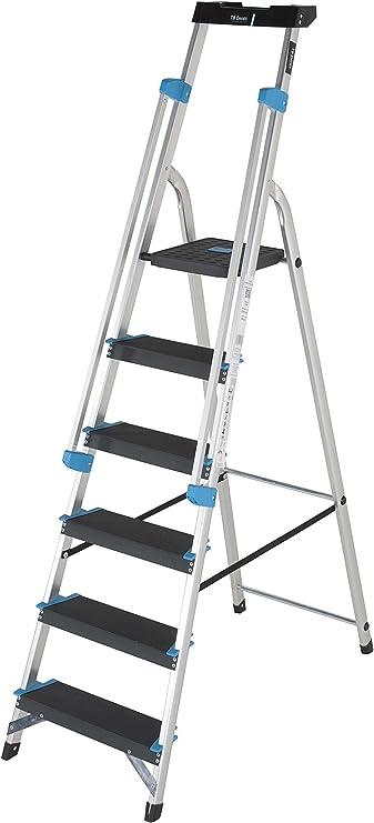 Summit 1203-006 - Escalera de tijera (tamaño: 1.25m): Amazon.es: Bricolaje y herramientas
