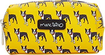 Marc Tetro Dogs Cosmetic Bags (Westie, Boston Terrier, Yorkie, Schnauzer)