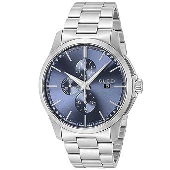 release date: 5ffa5 3aa78 Amazon | [グッチ] 腕時計 YA126273 並行輸入品 | 並行輸入品 ...