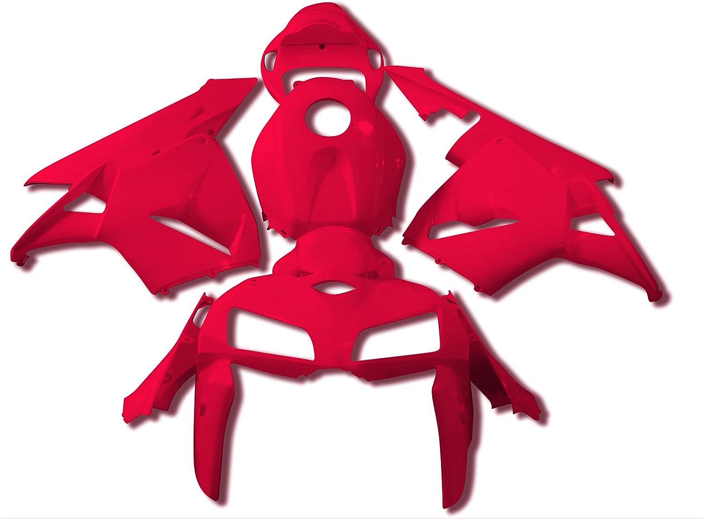 Yana Shiki BKH203UNP Unpainted ABS Plastic Full Body Fairing Kit