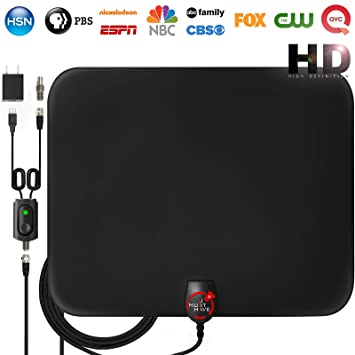 The 8 best indoor tv antennas for digital tv reviews