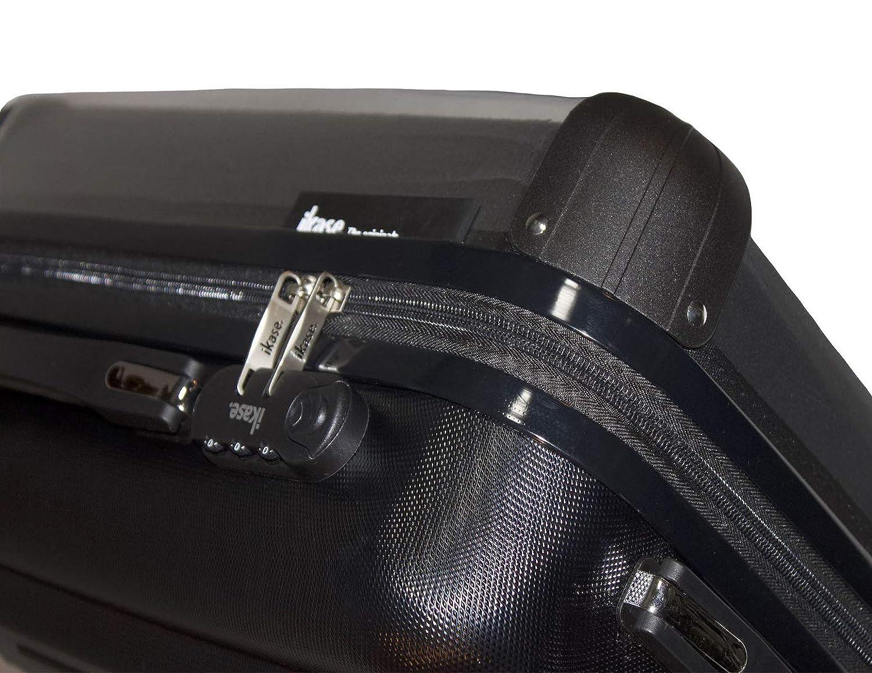 Ikase Hardside Spinner Luggage Canadian flag