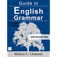 Guide to English Grammar (English Edition)