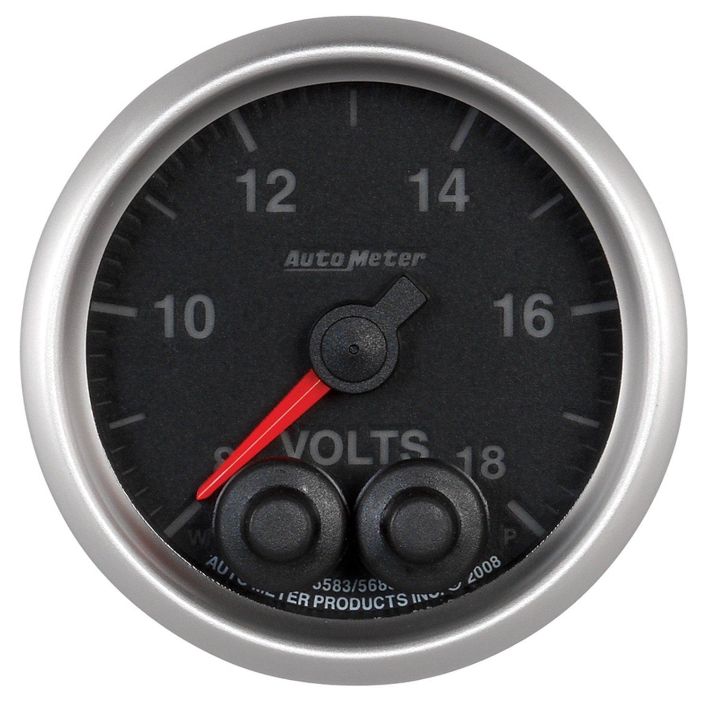 Auto Meter 5683 Voltmeter Gauge