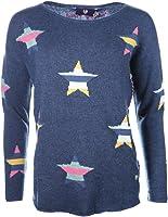 Lieblingsstück Damen Pullover Birke Größe 38 Blau (blau