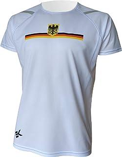 Ekeko Deutschland, Camiseta Hombre Manga Corta, para Running, Atletismo y Deportes en General, Muy…