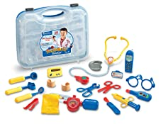 a medical set of toys can initially form your 4 year old childs dream being a doctor in the future made from high quality plastic this bag is sturdy - Best Christmas Gifts For 4 Year Old Boy