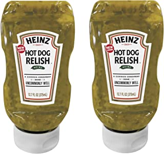 product image for Heinz Hot Dog Relish, 12.7 oz (2 Pack)