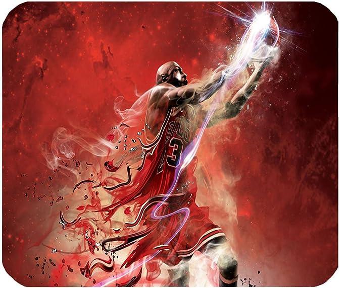 Mousepad Michael Jordan Gadget Chicago Bulls NBA alfombrilla ratón ...