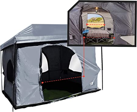 The Original-Authentic Standing Room Tent