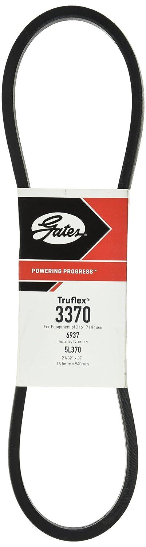 Gates 3370 Truflex Belt 3370-GAT