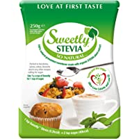 Sweetly Stevia 100% Natural Sweetener - Tastes Like