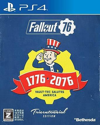 amazon fallout 76 tricentennial edition トライセンテニアル
