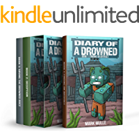 Diary of a Drowned Trilogy: (An Unofficial Minecraft Book for Kids)