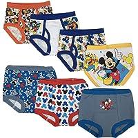 Disney Mickey 3pk pantalones de entrenamiento y 4pk calzoncillos Ropa interior para Niños