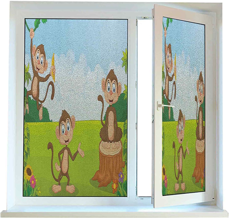 Decorative Window Films for Glass Nursery Window Decals 24