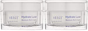 Obagi Hydrate Luxe Moisture-Rich Cream, 1.7 oz Pack of 2