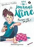 Le journal de Nine, Tome 3 : Pourquoi c'est pas juste ?