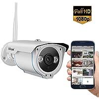 Sricam Cámaras de Vigilancia WiFi Interior 1080P HD