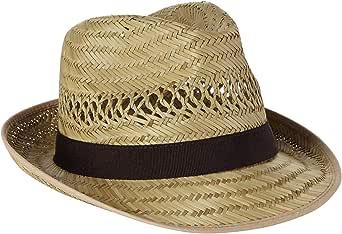 Mount Hood Trilby Sombrero de Paja