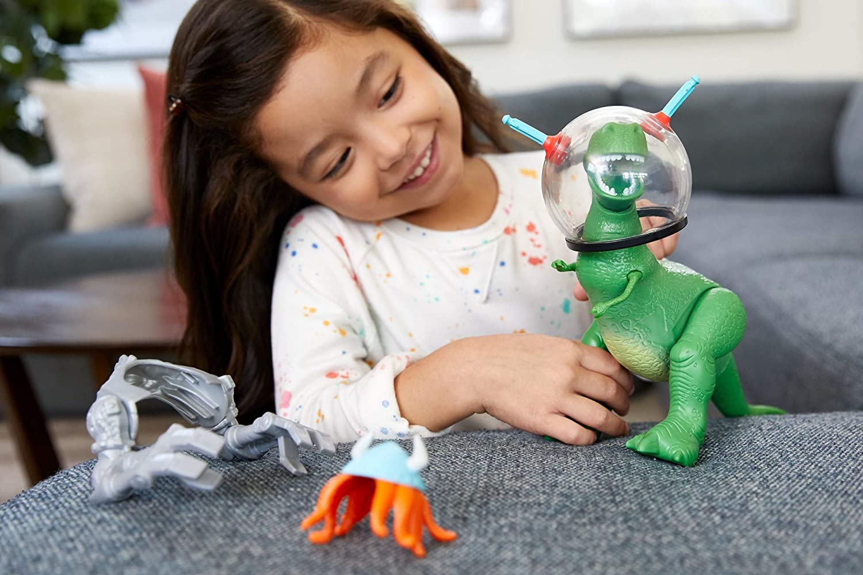 GJH50 Toy Story Anni Personaggio Rax con Elmo Giocattolo per Bambini 3