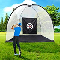Red de golf para golf con bolsa de transporte