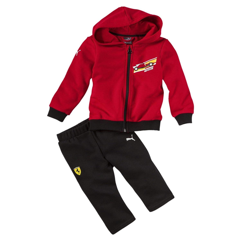 Puma Ferrari Baby Jogginganzug-Set