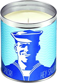 product image for Aunt Sadies Candles MEN005 Hey Sailor, Ocean, 12.5 Ounces