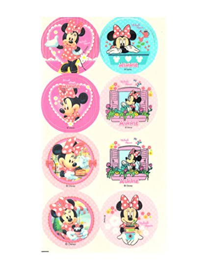 Discos Mouse Comestible Pack Cupcake 16Amazon Minnie De es Topper CxhdtQrs