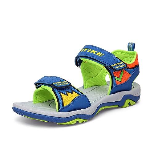 Sandales Enfant Garçon Pour Mixte Ouvert Fille Chaussures Bout Outdoor Plage Ok8n0wP