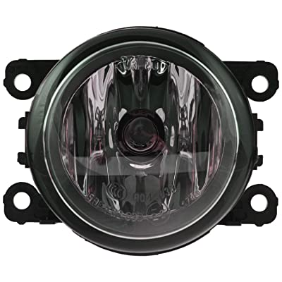 Valeo 88358 Driver Side/Passenger Side OE Fog Light: Automotive