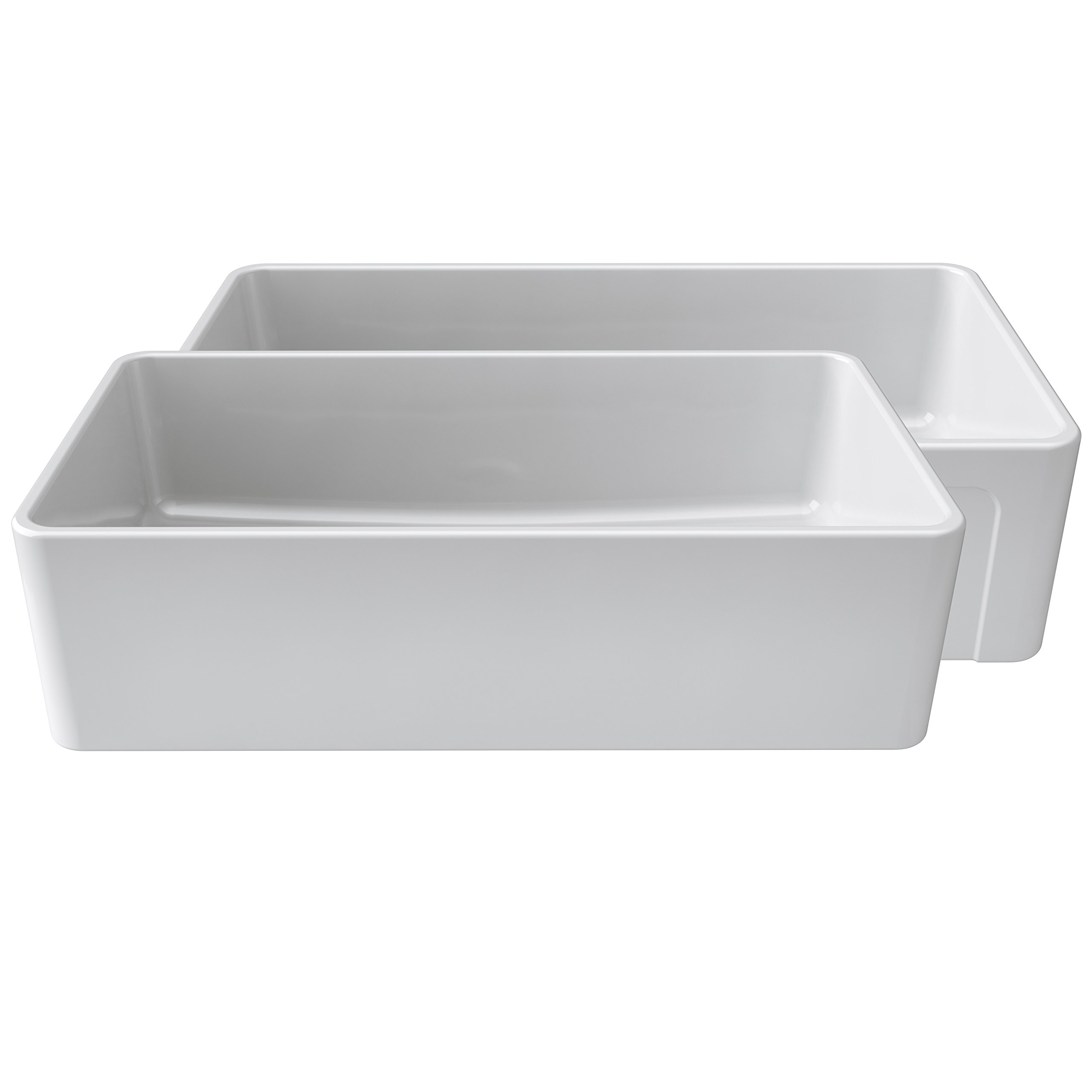 LaToscana LTW3619W 36-in Fireclay Sink by La Toscana