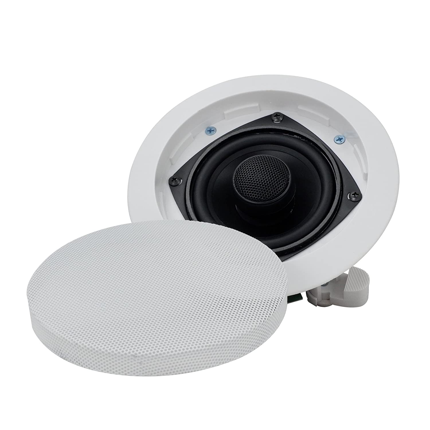 Dual in Wall Ceiling Speakers (Dual 8 inch Speakers) CHINA MAX
