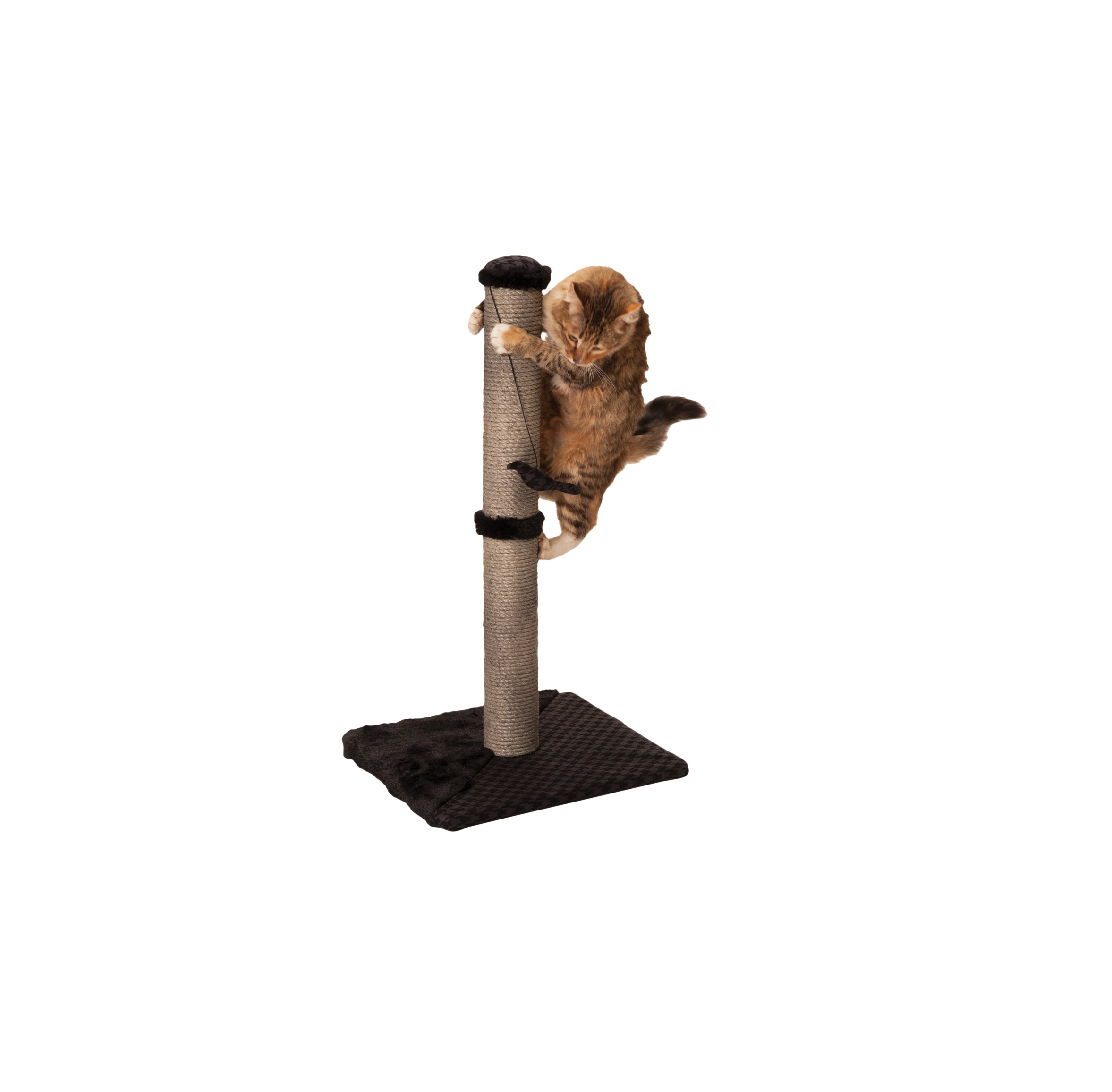 Max & Marlow Tall Scratch Post, 26'' by Max & Marlow