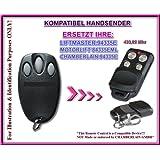 Chamberlain Liftmaster Motorlift 94335E kompatibel handsender, ersatz sender, 433.92Mhz rolling code. Top Qualität ersatzgerät!!!