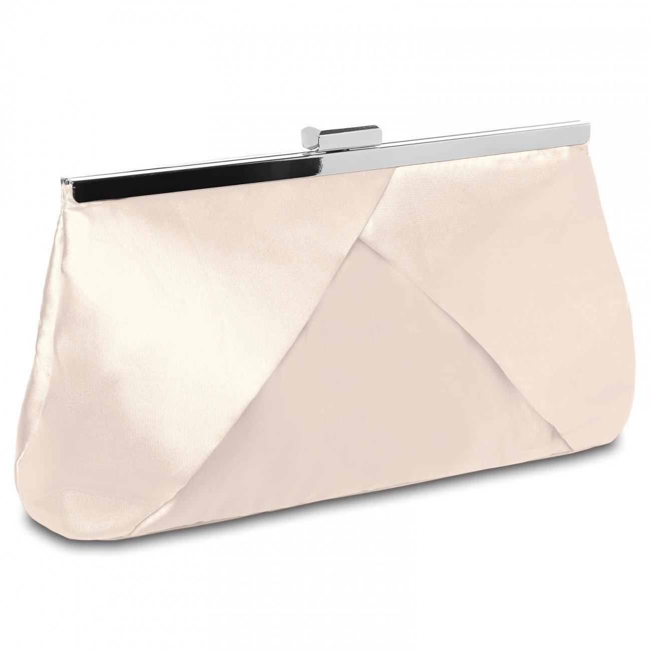 rosso forma rossetto borse da sera borse frizione borsa banchetto depoca TOOGOO Donne acrilico nero