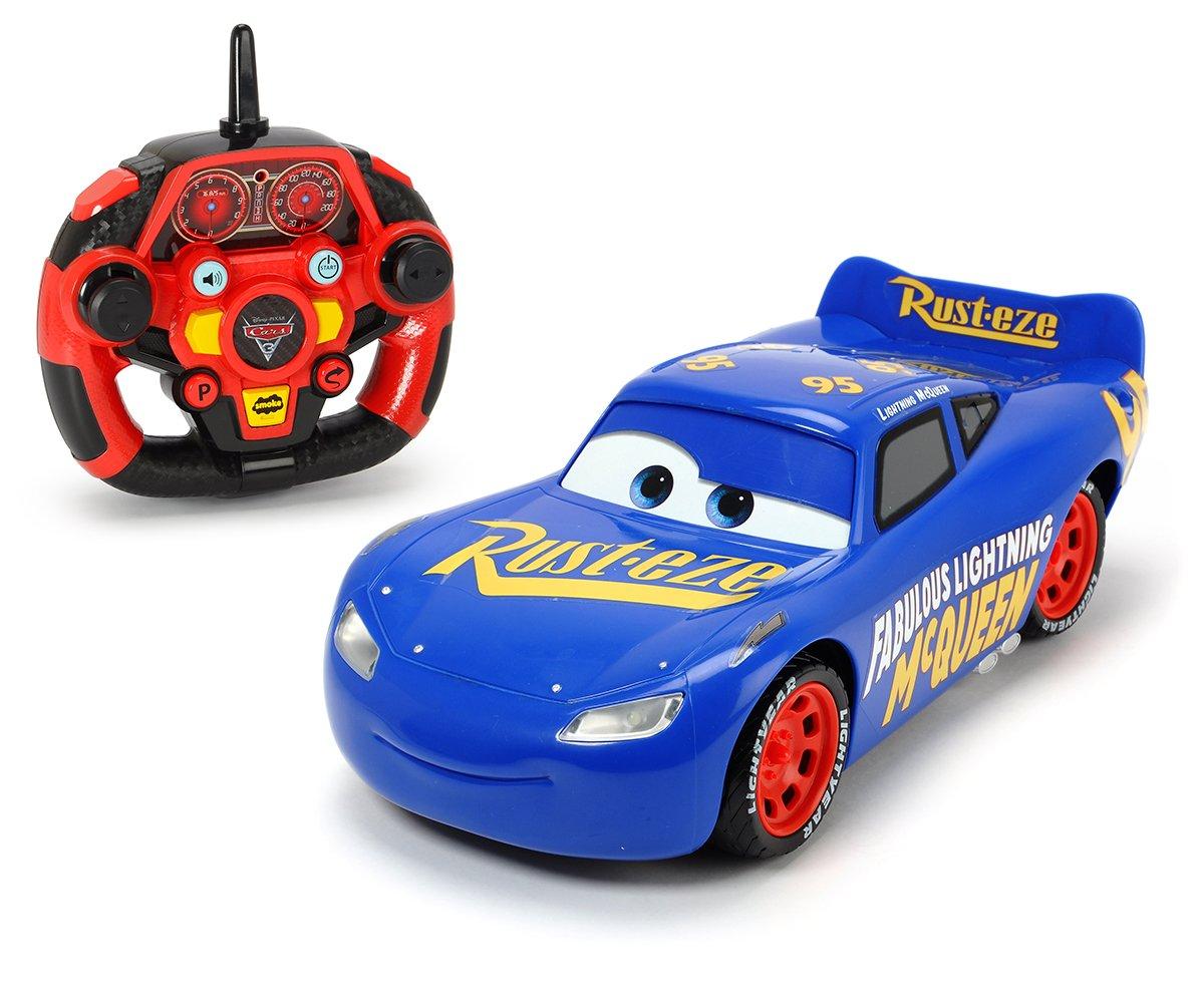 "'Dickie de 203086008–Vehículo de juguete RC Cars 3Fabulous Lightning Mcqueen """