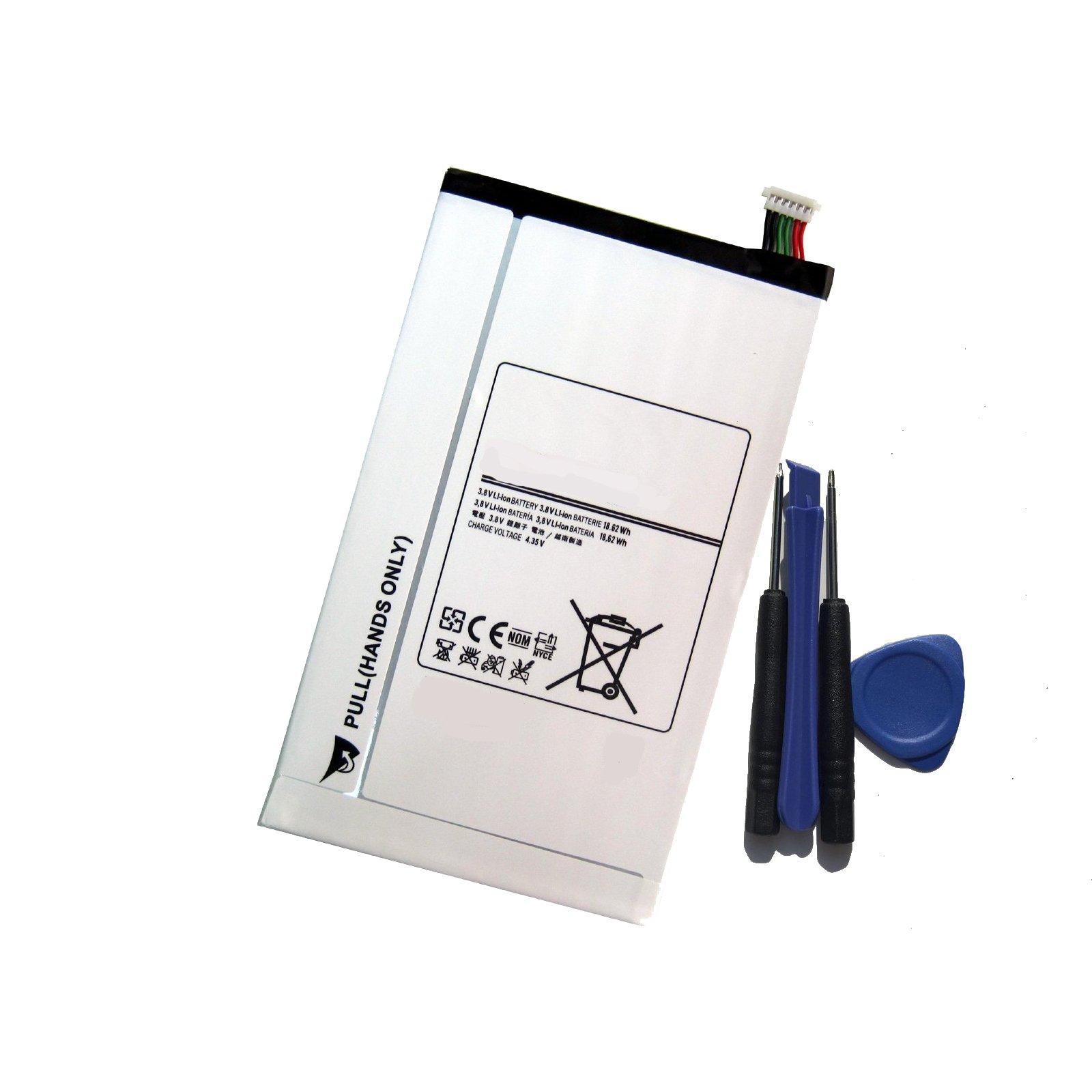Bateria Tablet EB-BT705FBC para Samsung TAB S 8.4 T700 T705