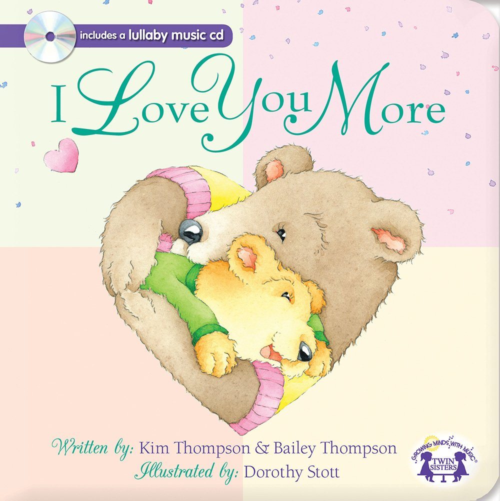Download Christian I Love You More Padded Board Book & CD (Snuggle Time) PDF